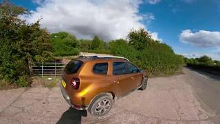Exploring the All New 2018 Dacia Duster in 360 (VR) - Our Review