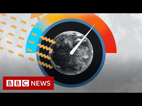 Why CO2 matters for climate change - BBC News
