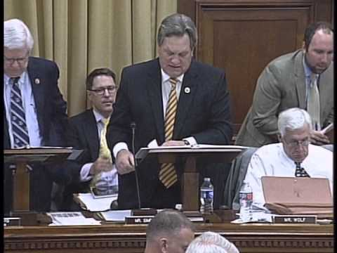 Chuck Fleischmann Fights For Y-12 Pension