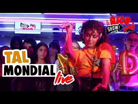 """TAL """"Mondial"""" Live - Le Rico Show Sur NRJ"""