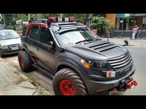 TOP 5 UNSEEN DC Modified Cars In India