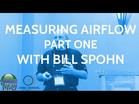 Air Flow Measurement Part 1 - Introduction