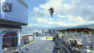 call of duty advanced warfare multiplayer gameplay (ps3)