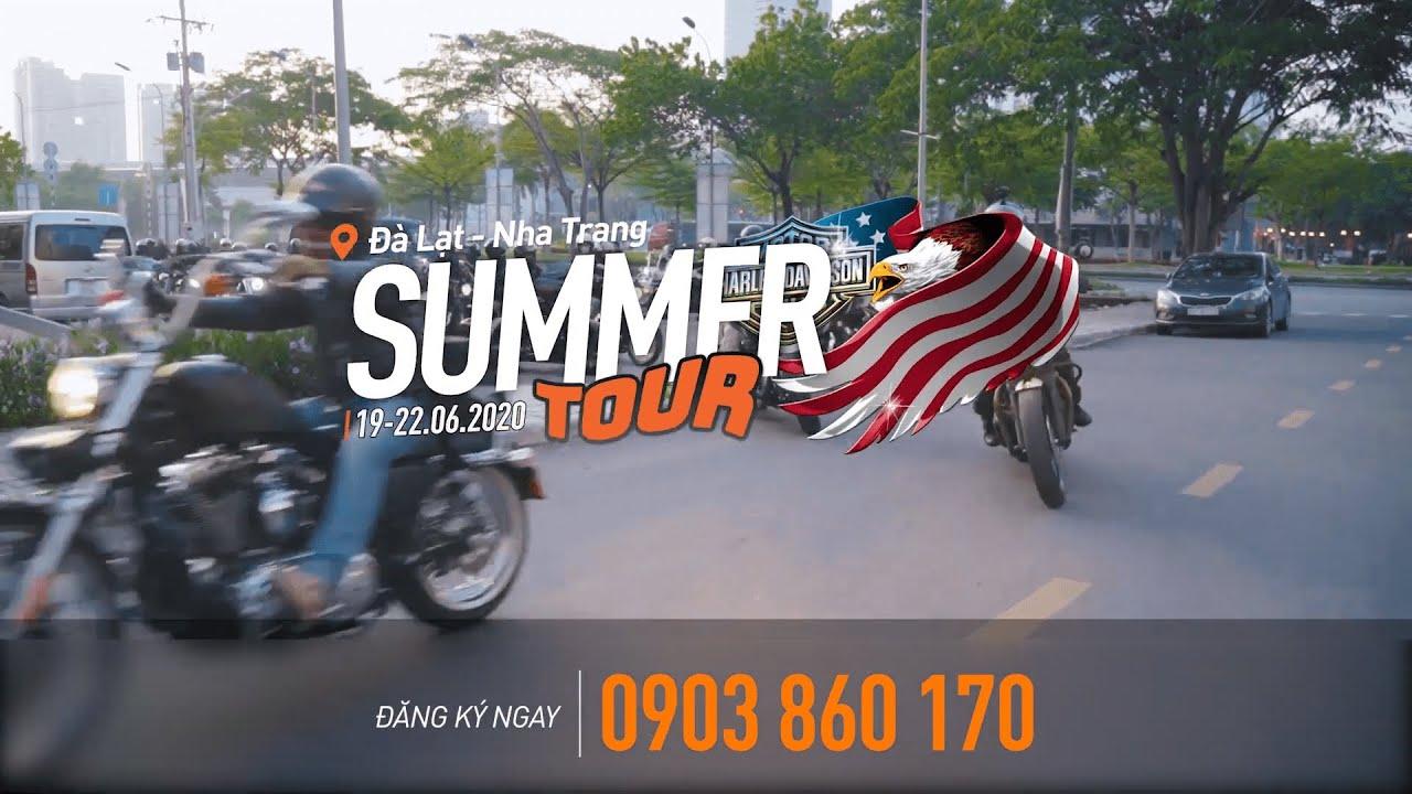 Summer Tour Đà Lạt – Nha Trang | Lên rừng xuống biển & hội ngộ tại Nha Trang Biker Weekend