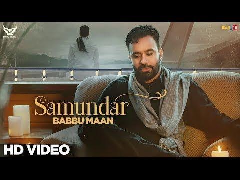 Babbu Maan - Samundar   Official Music HD Video