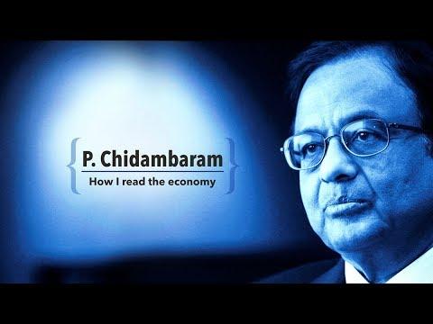 How I read the economy - P Chidambaram & Devinder Sharma @Algebra
