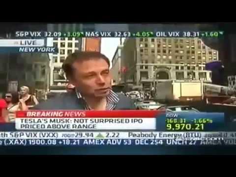Tesla News - Elon Musk on Tesla IPO Launch Day