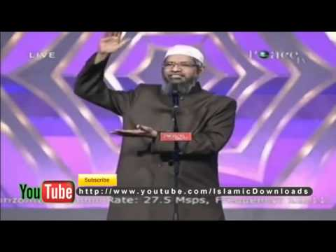 Dr.Zakir Naik Urdu Peace Conference 2011 Question & Answer 26 Nov 4/11