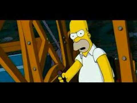 Simpsons Movie Teaser Trailer Youtube