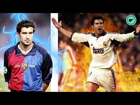 A rejtély a futball történelem legnagyobb árulása mögött! | Luis Figo FC Barcelona - Real Madrid thumbnail