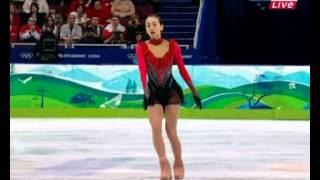 Mao Asada 2010 Vancouver Olympics Free Skate 34 The