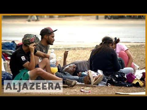 🇻🇪 🇧🇷 Thousands of Venezuelans cross into Brazil to flee crisis | Al Jazeera English