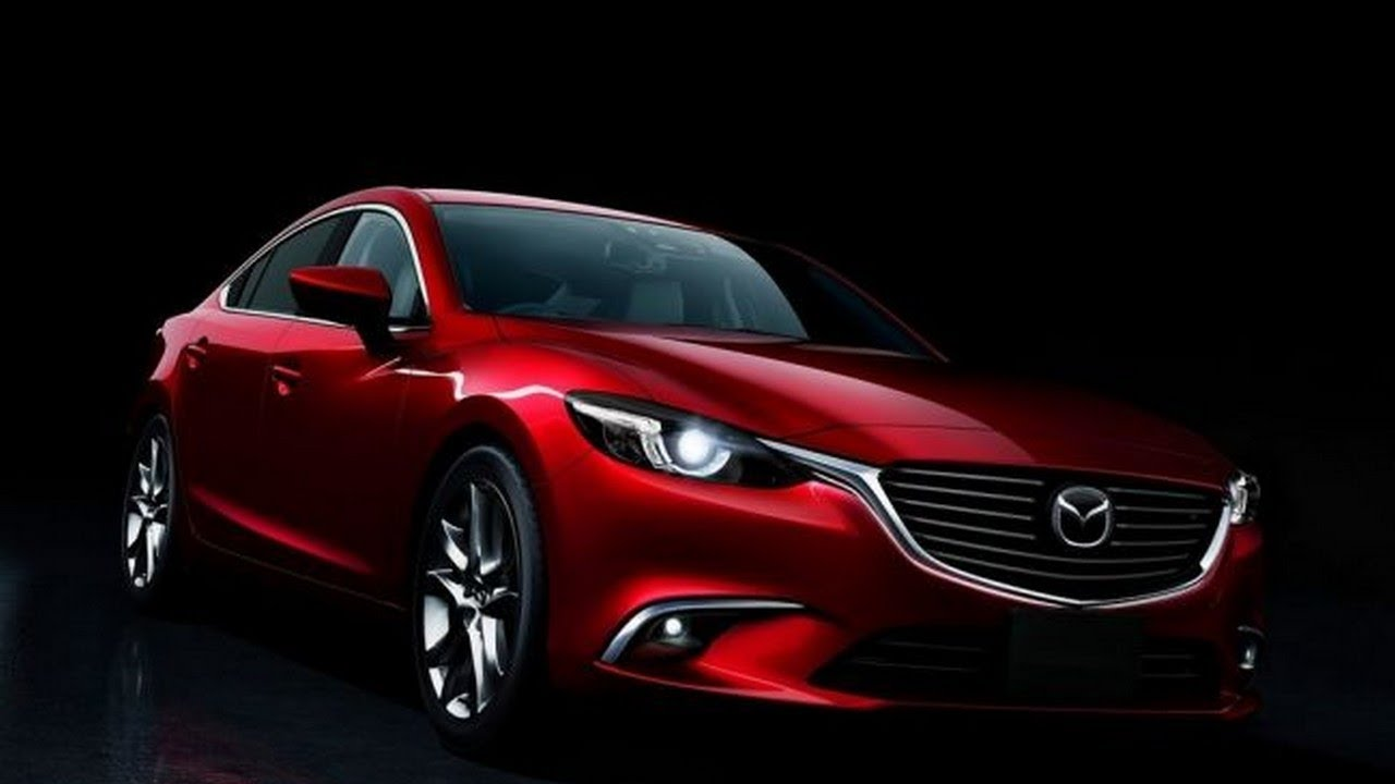 2017 Mazda 6 Release Date And Changes