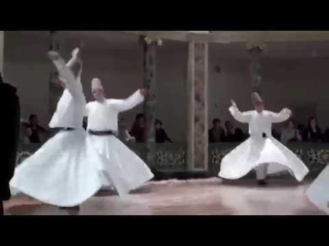 Whirling Dervishes Rumi's thoughts