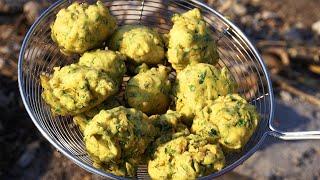 Methi Na Gota Traditional Gujarati Recipe | મેથીના ગોટા નિકુંજ વસોયા દ્વારા