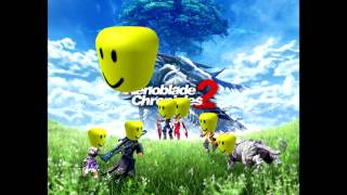 Xenoblade Chronicles 2 Elysium of the Blue Sky Roblox Death Sound Remix