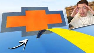GTA V Online: A MEGA RAMPA da CHEVROLET!!! (RAMPA de CARROS)