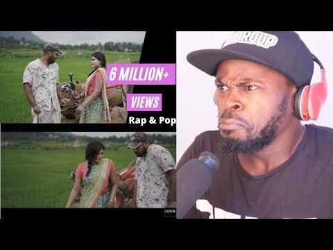 African Reacts To - Sri Lanka Music - Costa - Batanala බටනලා (Official Music Video)