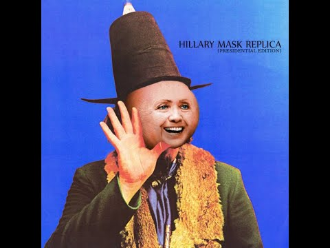 Hillary Mask Replica - DISC2