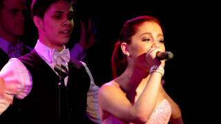"""Only Girl In The World"" - Rihanna cover by Ariana Grande at The Roxy in West Hollywood, CA"