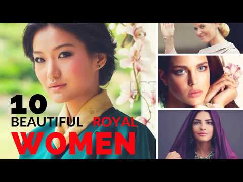 10 Most Beautiful Royal Women in the World Today
