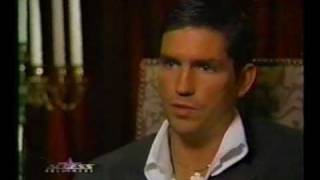 Video Jim Caviezel The Count of Monte Cristo interview 1 download MP3, 3GP, MP4, WEBM, AVI, FLV September 2017