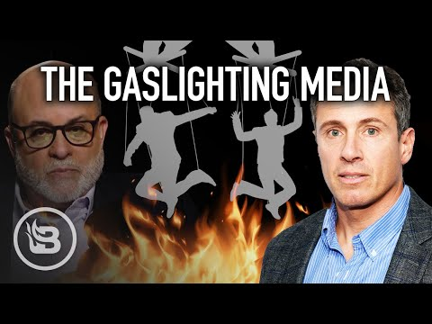 Mark Levin: CNN Is the Master of Gaslighting the Public