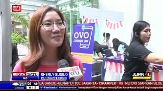 OVO Perkenalkan Fitur-fitur Menarik ke Mahasiswa UPH Karawaci