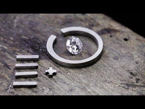 PLATINUM 1 CARAT DIAMOND RING
