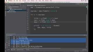 Python XML Jumpstart in only 5 minutes