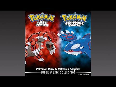 Pokémon: Ruby & Sapphire - Team Aqua/Team Magma Leader Battle!