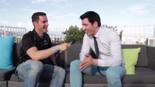 Interview with Drew Scott from Property Brothers The Empower Hour on ESPN Radio