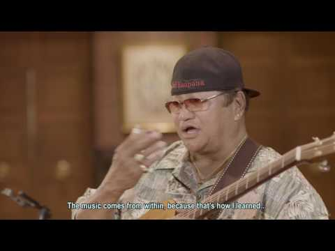 Legend and Legacy: Hawaiian Slack-Key Guitar with Ledward Kaapana