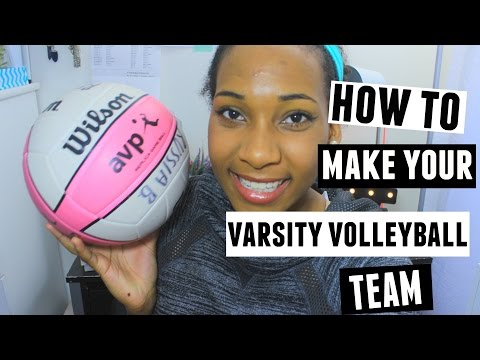 Varsity Volleyball Team Tryout Tips & Tricks