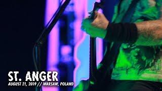 Metallica: St. Anger (Warsaw, Poland - August 21, 2019)