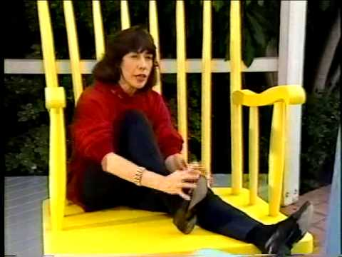 Lily Tomlin fun interview by Jane Pauley