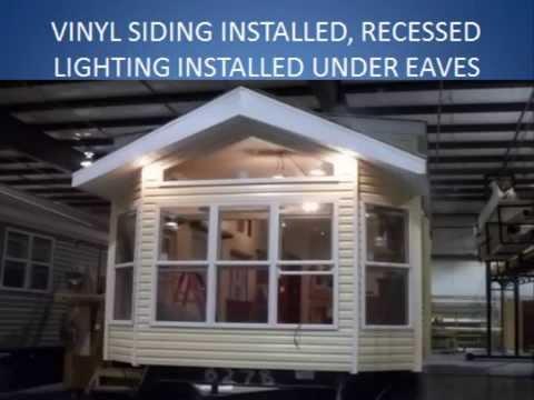 Dutch Park Homes - We are proud of how we build park models