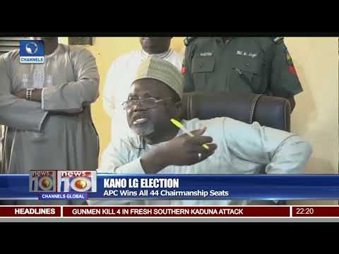 Kano LG Election: APC Wins All 44 Chairmanship Seats