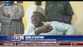 Kano LG Election: APC Wins All 44 Chairmanship Seats