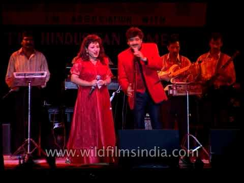 Udit Narayana Sings 'Bholi Si Surat' And 'Dil Toh Pagal'