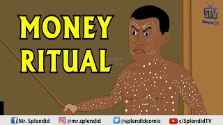 MONEY RITUAL (Splendid TV) (Splendid Cartoon)
