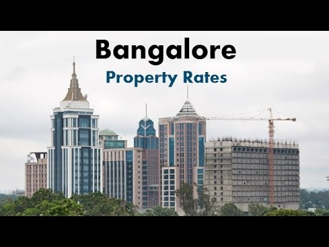 Bangalore Property RATES & Trends | The Property Guide