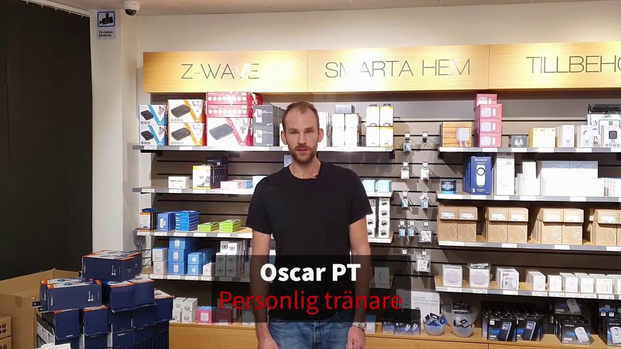 Intervju med Oscar PTs kund, Ludwig Loh, Loh Electronics AB