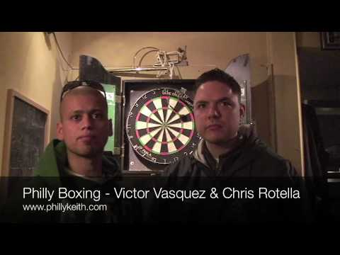 Philly Boxing - Victor Vasquez & Chris Rotella