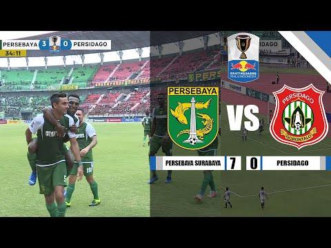 PERSEBAYA VS PERSIDAGO - Highlight Piala Indonesia FT