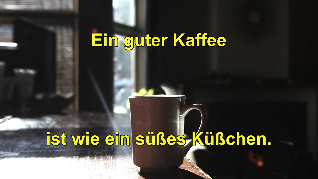 Guten Morgen Mit Kaffee Einen Schönen Tag Youtube Video Gruß Mit Whatsapp Teilen