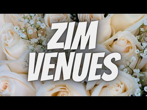 Top 20 wedding venues in and around Harare, Zimbabwe in 2017