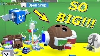 [LIVE] BUYING AND TESTING THE HUGE *COCONUT CANISTER*! - BEE SWARM SIMULATOR [ROBLOX]