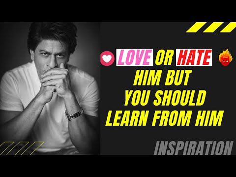 10 Things to learn from Shah Rukh Khan | Shahrukh khan inspirational speech. Mp3