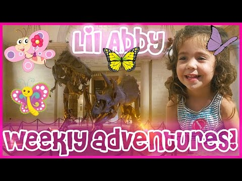 Natural History Museum and Butterfly Pavilion - LiLAbby Adventures